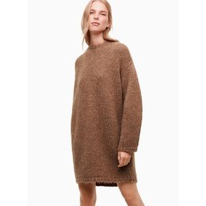 Aritzia Le Fou By Wilfred Sologne Dress Sweater